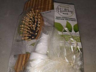 Natural Healthy Hair gift basket