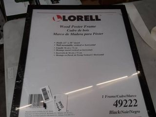 lorell Wood Poster Frame