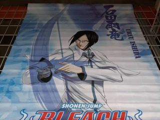 Shonen Jump Bleach Wall Canvas