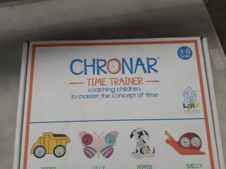 Chronar Time Trainer Dozer for 3 8 year olds
