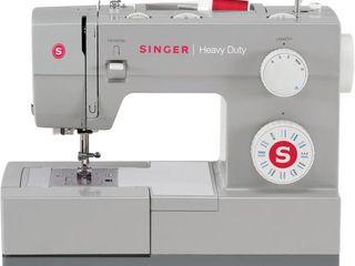 Singer Heavy Duty Sewing Machine   Gray