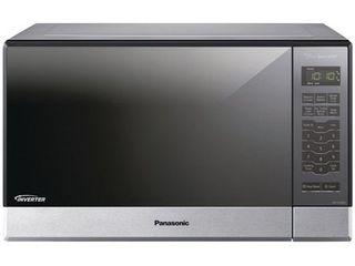 Panasonic NN SN686S 1 2 Cu  Ft  1 200 Watt Microwave  Stainless Steel