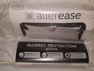 Allerease Allergy Protection pillow