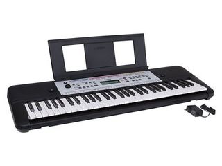 Yamaha Ypt260 61 Key Portable Keyboard With Power Adapter  Amazon Exclusive  YPT 260 Keyboard   Power Supply