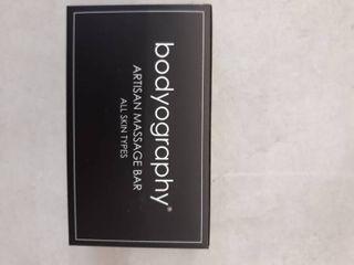 Box of 48 Bodyography Artisian Massage Soap Bars