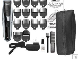 Wahl Professional Drtv lithium Vacuum Trimmer Kit 09870 100
