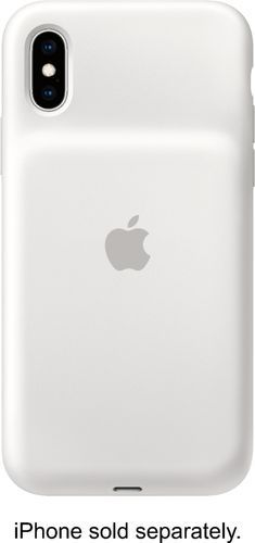 Apple Smart Battery Case  for iPhone Xs    White