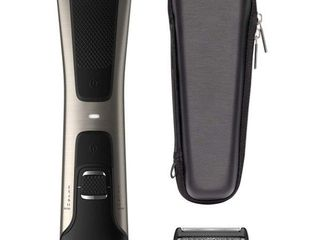 Philips Norelco BG7040 42 Bodygroom Series 7000 Showerproof Body Trimmer   Shaver with Case and Replacement Head