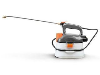 Ukoke U04GS Cordless Electric Power Garden Sprayer  1 Gallon Tank Portable Handhel  45 psi   0 132 GPM  500ml per min