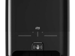 Tork Hand Towel Roll Plastic Dispenser With Intuition Sensor Black