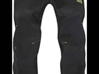 Singbring Men s Outdoor Windproof Hiking Pants Waterproof Ski Pants Medium Black 01F