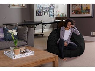 Bean Bag Chair and Misc Items