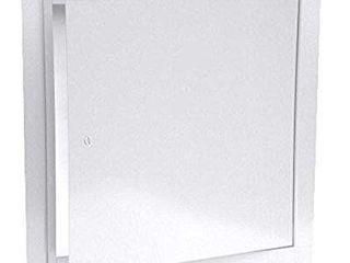 Jl Industries 9TM 16 x 16 Flush Universal Access Door Panel  Primed For Paint