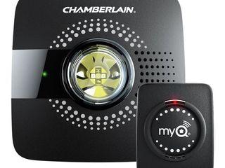 Chamberlain Group myQ Smart Garage Door Opener Chamberlain MYQ G0301   Wireless and Wi Fi enabled Garage Hub with Smartphone Control