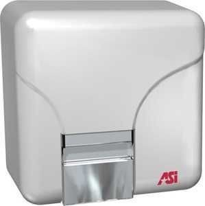 ASI 0141 41 surface mounted sensor black hand and face dryer  110 120 Volt