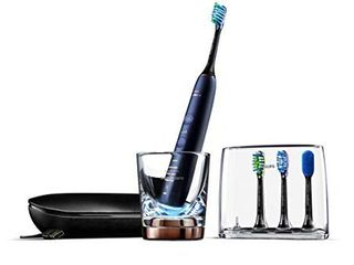 Philips Sonicare DiamondClean Smart 9750 Rechargeable Electric Toothbrush  lunar Blue HX9954 56