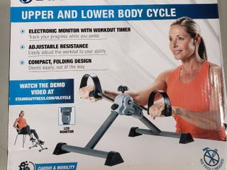 Stamina Upper   lower Body Cycle