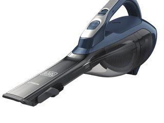 BlACK DECKER Cordless lithium Hand Vacuum  Slate Blue  HlVA315J62