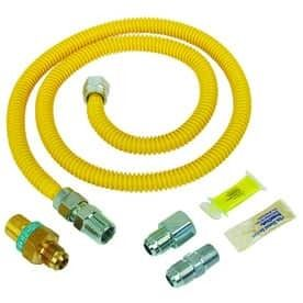 Brass Craft PSC1106 Gas Dryer Install Kit