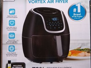 Power Xl Vortex Air Fryer 7QT