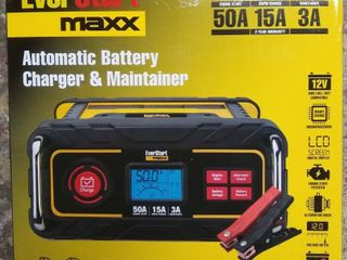 EVERSTART MAXX 15 Amp Automatic Battery Charger  BC50BE