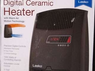 lasko Digital Ceramic Heater