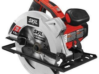 SKIl 5280 01 Circular Saw with Single Beam laser Guide  15 Amp 7 1 4