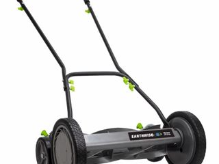 Earthwise 16  5 Blade  Push Reel Mower
