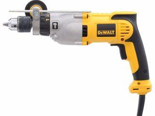 DEWAlT DWd520 1 2 Inch VSR Pistol Grip Hammerdrill