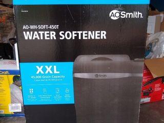 A O  Smith 45000 Grain Smart Water Softener