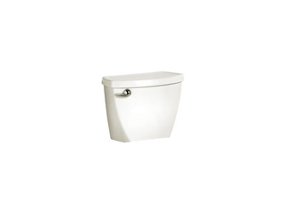 American Standard 4021001N 020 Cadet 3 1 6 GPF 12 Inch Rough Toilet Tank Only  White