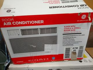 GE 6 000 BTU Energy Star Room Air Conditioner   115 Volt