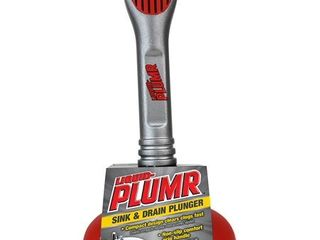 Plunger liquid Plumr Mini Plunger Unclog Flat Surface Drain Sink Shower Tub
