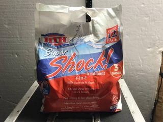 SUPER SHOCK TREATMENT 4 IN 1 KIllS BACTERIA   AlGEA