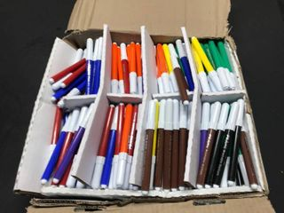 lOT OF MIX MARKERS