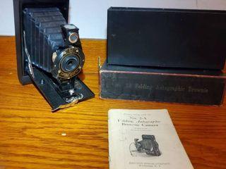 NO 2A Filding Autographic Brownie  Eastman KODAK  Kodex No 1  11206