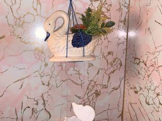 Goose Wind Chimes location Bathroom