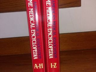 The American Medical Association 2 Volume Set From 1989