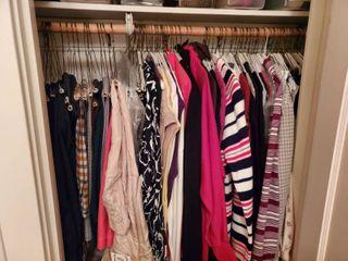 Full Closet of Womens Vintage Clothing Sizes Medium   Xl
