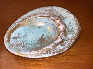 Mid Century Stangl Ashtray Location Mantel
