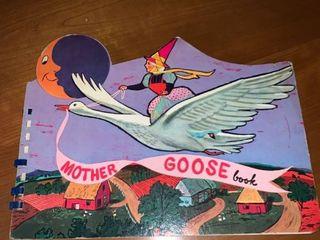 1960 Z E  Harvey Mother Goose Book location lR