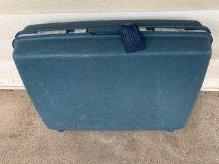 Vintage Samsonite Saturn Suitcase location Spare