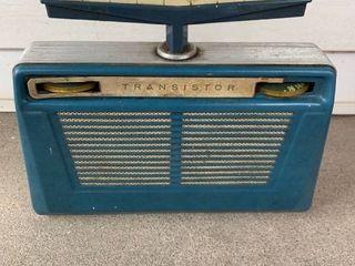 Vintage Arvin Transistor Radio Model 8584 location Spare