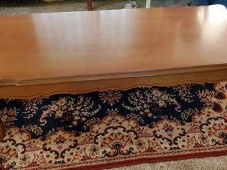 BASSETT Rectangle Coffee Table