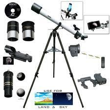 800mm x 72mm ElECTRONIC FOCUS SMART PHONE ADAPTER TElESCOPE  Retail 199 99