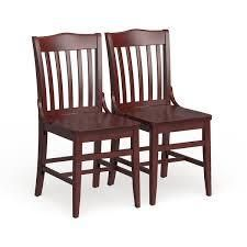 Copper Grove Glencairn School House Dining Chairs  Set of 2  Retail 314 49