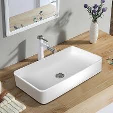 24  x 14  Vessel Sink Rectangle Sink  Retail 131 99