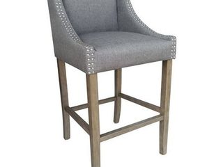 Ophelia   Co  Neihart Contemporary Wood 29 5  Bar Stool 1 only