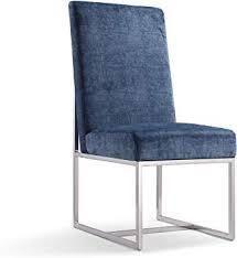 ceets sitting chair blue velvet