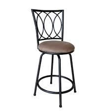 Redico Bar  Counter Height Adjustable Metal Powder Coated Barstool set of 2